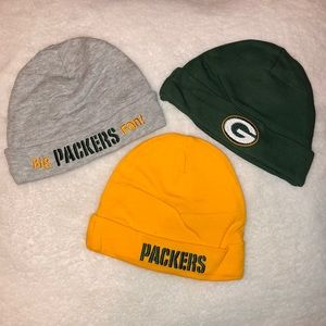 Green Bay Packers Baby beanies